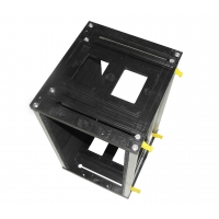 Quality ESD Antistatic PCB SMT Magazine Rack 355*320*563mm for sale