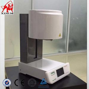 Quality AC110V 1.5kw Dental Porcelain Furnace With Bottom Loading Ceramic Oven for sale