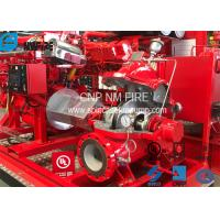 Quality High Precision Centrifugal Fire Pump 358 Feet With 237.7kw Max Shaft Power for sale