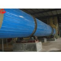 Quality Cooler Rotary Drum Dryer Machine , 50 - 1000m2 Industrial Rotary Dryer for sale