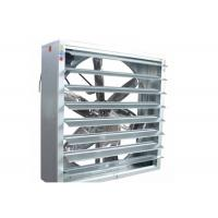Quality Stainless Steel Ventilation Exhaust Fan For Poultry Farm / Greenhouse for sale