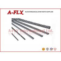 Quality GoldSun TESAC TOKYO GUSTAV WOLF Elevator Steel Wire Rope With Full Steel Core for sale