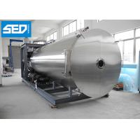 Quality Multi Functional Vacuum Freeze Drying Machine Low Energy Consumption Type for sale