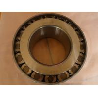 Quality High Performance Single Row Tapered Roller Bearings Chrome Steel With Brass / Bronze Cage for sale