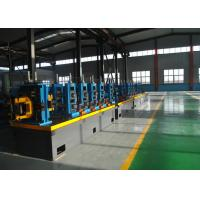 Quality 0.5-2inch High Speed High Precision Automatic ERW Pipe Mill Line for sale