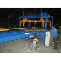 Quality hydrostatic test machine on GRP couplings for sale