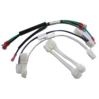 Quality Electronics 6 Pin Wiring Harness Insulated 20mΩ Contact Resistance for sale