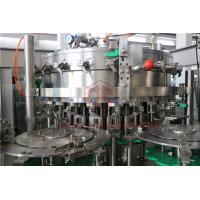 Quality Industrial 330ML Carbonated Drink Filling Machine Capping Labeling Production 1000BPH for sale