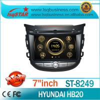 Quality Wide Screen Hyundai DVD Player Built-in BT , Phone Book for sale