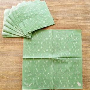 China Decorative Napkin Tissue Paper Restaurant Boba Tea Shop Full Color Logo Printing on sale