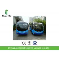 Quality PV Solar Powered Driverless Electric Bus 11 Seats For City Transportation Long Range for sale