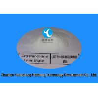 Buy cheap White Powder CAS NO 472-61-145 Muscle Building Steroids Drostanolone Enanthate from wholesalers