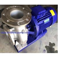 Quality ISWH Stainless steel horizontal centrifugal pump for sale