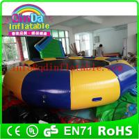China Crazy Inflatable Blob Jump Water Toys/Trampoline/Giant Inflatable Water Toys on sale