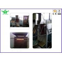 Buy cheap ASTM D3675 Fire Testing Equipment Radiant Panel Flame Spread Surface Test Apparatus from wholesalers