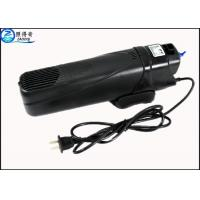 Quality Distinctive Built-in Sterilizing Filtration Pump / Aquarium Fish Filter With UV Germicidal Lamp for sale