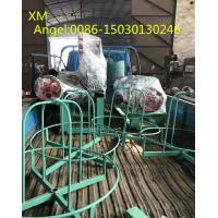 Quality Automatic   Reverse Twisted Barbed Wire mesh Machine with High Speed for sale