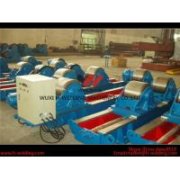 Quality Industrial High Precision Pipe Welding Turning Rolls / Rotators Machine for Tank Welding for sale