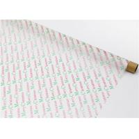 Christmas Wax Printed Wax Paper Sheets