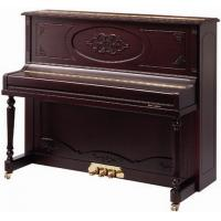 Quality Matt Brown Deluxe 123cm Vintage Acoustic Upright Piano / Upgrade Piano AG-123M8 for sale