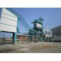 Quality 180tph Belt Feeding Capacity Asphalt Drum Mix Plant 5 Cold Feeders With Imported Motor Recuder for sale