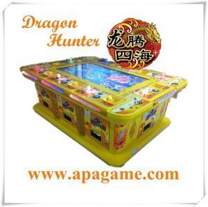Quality 8P  popular dragon hunter original IGS fishing ocean king fish hunter arcade gambling indoor game machine for sale