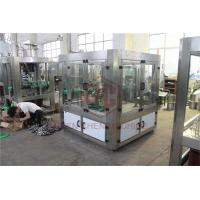 Quality Water Bottle Filling Capping And Labeling Machine Linear Rotary Type for sale