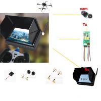 Buy 5.8Ghz 5 Inch HD Wireless FPV Monitor DVR 32 Channels FPV DVR at wholesale prices