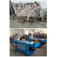Quality Single - Head CNC Pipe Bending Machine , stainless steel pipe bender machine for sale