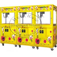 Buy Amusement Equipment Arcade Coin Operated Arcade Toy Story Cranes Claw Machine at wholesale prices