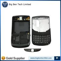 Quality Wholesale for original blackberry torch 9800 housing black replacement for sale
