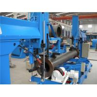 Buy cheap Automatic Elbow Pipe Flange Welding Machine Control System Customized from wholesalers