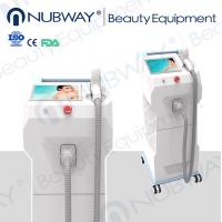 Quality Permanent Diode Laser Hair Removal Machine , Painless 808nm Diode Laser Hair Removal Equipment for sale