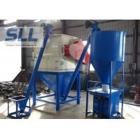 Buy Steel Tile Bonding Dry Mortar Equipment With Packing Machine 1 - 5t/H Production at wholesale prices