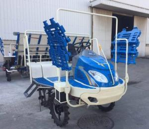 Quality 3600r/Min 19hp Self Propelled Rice Transplanter 2ZG630A Farm Tractor Attachments for sale