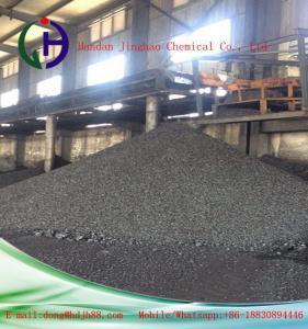 Quality High Viscosity Coal Tar Chemicals , Coal Tar Asphalt For Electrode Binder for sale