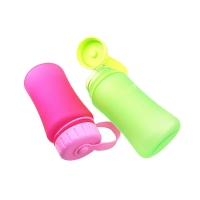 Quality Children School Cold Water Bottle , Colorful 500ml Water Bottle Anti Leak for sale