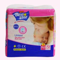 Buy cheap Disposable Diaper Type and Babies Age Group baby diaper from wholesalers