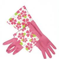 Quality Elbow Length Long Cuff Latex Gloves for sale