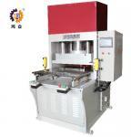 Quality MMI Control Electric Hydraulic Punch , 5.6kw 380V Hydraulic Metal Punch for sale