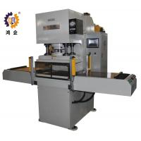 Quality 15 Tons Hydraulic Die Cutting Machine For PC PE Film With Double Push - Out Plate for sale