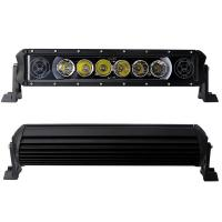 Quality 60 Watt 3800lm Single Rows LED Car Light Bar ( 10W CREE ) Led Driving Light Bar for sale