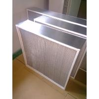 Buy cheap Box Type High Temperature Air Filter , Oven Fan Filter For Food Processing from wholesalers
