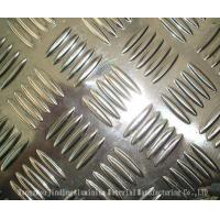 Buy cheap Aluminum Checquered Plates Diamond /5 bars pattern with paper interleveled  1100 1050 3003 5052 5083 for car ,step ,ship from wholesalers