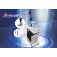 Quality 40w RF Tube Co2 Fractional Laser Machine 0.1ms -10ms Pulse Width for sale