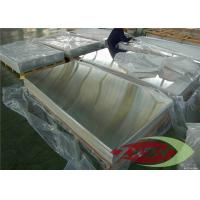 Quality High Moisture Proof Thin Anodized Polished Aluminium Sheet Oxide 3003 For Building Decoration for sale