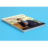 Quality 200gsm Softcover Book Printing Glossy Paper With Glossy Lamination for sale