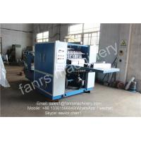 Buy Aluminum Foil Drag Paper Folding Machine for Food Pop up Foil Sheet Folding Machine at wholesale prices