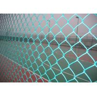 Quality Hot Dipped Outdoor Sports Facilities Galvanized PVC Coated Temporary Football Field Fence for sale
