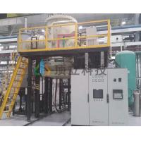 Quality Bottom Loading Vacuum Brazing Furnace  For Metal Joining Processv of Titanium Alloy for sale
